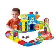 【立减100元】Vtech 伟易达 神奇轨道车 宝宝玩具 六一礼物 内含警车