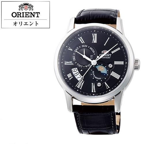最高立減2000日元!ORIENT 東方雙獅 男士時尚腕表 RN-AK0003B