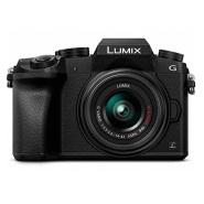 史低价!【美亚自营】Panasonic 松下 LUMIX G7 4K微单套机(配14-42mm 镜头)