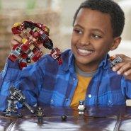 【美亚自营】LEGO 乐高 超级英雄系列 76104 钢铁侠反浩克装甲