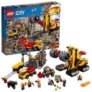 【日本亚马逊】Lego 乐高 益智玩具城市金公子开采竞技场60188