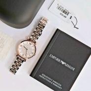 【55专享】补货!Emporio Armani 安普里奥·阿玛尼 AR1926 双色水晶满天星女士时尚腕表