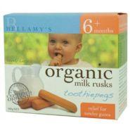 【免邮中国】限量到货!Bellamy's 贝拉米婴幼儿磨牙饼干 100g