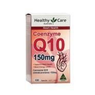【满减10澳】Healthy Care 辅酶 Q10 胶囊 150mg 100粒
