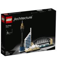 7.7折!LEGO 乐高建筑系列-悉尼 21032