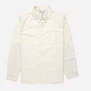 日本潮牌 Visvim Albacore Blanket Shirt 男士白色衬衫