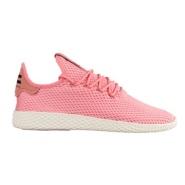 季末清仓抄底价!Adidas Originals 和 菲董PHARRELL WILLIAMS 合作款 Tennis Hu 中性运动鞋