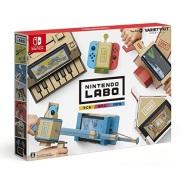 【中亚Prime会员】Nintendo 任天堂 Labo 五合一娱乐套组