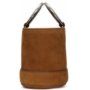Simon Miller Tan Bonsai 15 Bag 棕色小款盆栽包