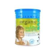 【立减10澳+免邮中国】Bellamy's 贝拉米 有机婴幼儿配方奶粉 3段 1岁+ 900g