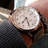 Hamilton 汉密尔顿 Khaki 卡其系列 H77715553 男士时装腕表