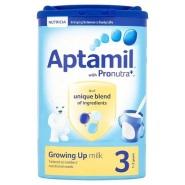 英版 Aptamil 爱他美 婴幼儿奶粉 3段 适合1-2岁 900g