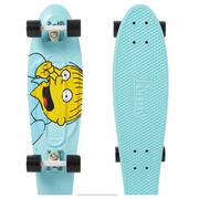 【視頻博主 你好_竹子 同系列】美國滑板品牌 Penny 27 Ralph Complete 辛普森圖案 27寸小魚板