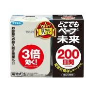 【日本亚马逊】VAPE 驱蚊器200日套装