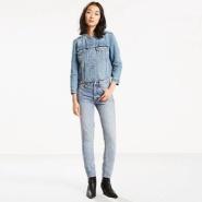 Levi's 501 Altered Skinny Jeans 修身直筒牛仔裤