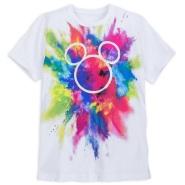 【LGBTQ 特别版】Disney 迪士尼 彩虹米奇系列 成人T恤衫