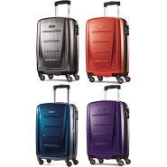 四色新低价!【新人首单立减$5】Samsonite 新秀丽 Winfield 2 20寸万向轮行李箱登机箱