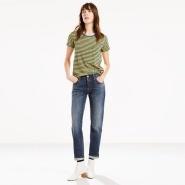Levi's 501® Lightweight 女士牛仔裤