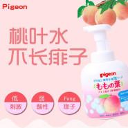 【日本亚马逊】Pigeon 贝亲 桃子水二合一洗发沐浴露替换装 400ml
