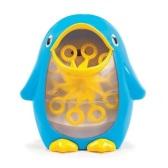 【3件9折后約94元】Munchkin 麥肯奇 企鵝泡泡機吹泡器