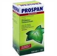 【满减5欧+免邮中国】Prospan 常春藤婴幼儿糖浆 100ml