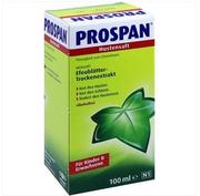 【滿減5歐+免郵中國】Prospan 常春藤嬰幼兒糖漿 100ml