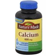 【买1送1+9折】Nature Made 钙+维生素D 100粒