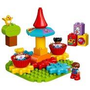 【美亚自营】LEGO 乐高 DUPLO 我的小小旋转木马 10845