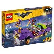 Prime会员专享!【美亚自营】LEGO 乐高 蝙蝠侠大电影系列 小丑的低底盘汽车 70906