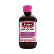 【2件免郵裝】Swisse 90000mg 蔓越莓口服液 300ml