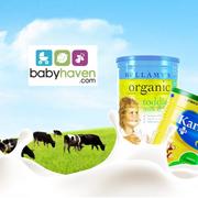 【免郵套裝+不限重】BabyHaven:精選 A2、Aptamil、Karicare 可瑞康、Bellamy's 等奶粉專場
