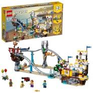 【日本亚马逊】 Lego 乐高  海盗过山车百变3合1套装 31084