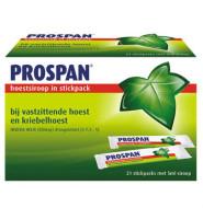 【满减3欧+免邮中国】Prospan 常春藤糖浆棒 21支