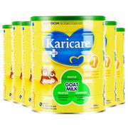 【包郵裝】Karicare 可瑞康嬰兒山羊奶粉 1段 900g*6罐