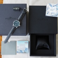 Fortis 富利斯 Flieger 系列 704.21.11 L.01 男士专业自动机械腕表