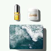 補貨+最高享9件好禮!La Mer 經典面霜+護膚精油套裝