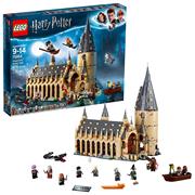 LEGO 樂高 哈利波特系列 75954 霍格沃茨魔法學校大廳