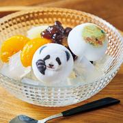 YOU+MORE!日本風熊貓棉花糖 9個