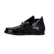 【潮流小眾】ACNE STUDIOS 金屬裝飾黑色短靴