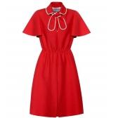 VALENTINO 華倫天奴 紅色 連衣裙
