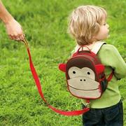 【下單享9折+再減$6+免郵中國】Skip Hop Zoo 動物園系列 兒童雙肩背包 猴子