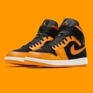 【中亚Prime会员】Nike 耐克 Air Jordan 1 经典男士中帮篮球鞋 小新欢