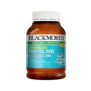 【4折】Blackmores 澳佳寶 無腥味深海魚油膠囊 400粒