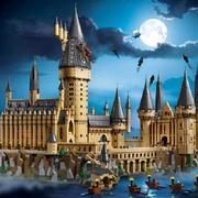 搶先預告!Lego 樂高 Harry Porter系列 Hogwarts 霍格沃茨城堡71043