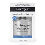 【美亚自营】Neutrogena 露得清 Anti-Residue 去残留洗发水 175ml