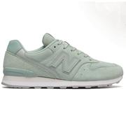 New Balance 新百倫 696 麂皮女士運動鞋 薄荷綠