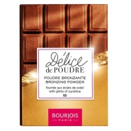 买三免一!Bourjois 妙巴黎 巧克力修容粉饼