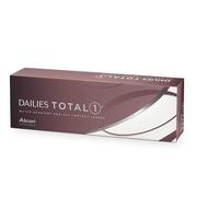 1件包郵包稅+最高滿減¥70!【雙11】愛爾康 DAILIES TOTAL 1 水梯度硅水凝膠隱形眼鏡日拋 30片裝