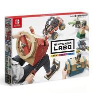新品预售!【中亚Prime会员】Nintendo 任天堂 Switch Labo Drive Kit 载具套装 日本亚马逊限定