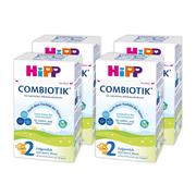 德國直郵!Hipp 喜寶 德國有機益生菌奶粉 2段 600g*4盒